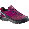 Salomon X Alp LTR Approach Shoe - Women's-Purple/Bordeaux/Lotus-Medium-7.5