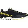SCOTT Kinabalu RC Trail Running Shoe - Men's -Black/Yellow-Medium-8