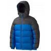 Marmot Guides Down Hoody - Boy's-Team Red/Brick-X-Large