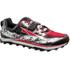 Altra King MT Trail Running Shoe - Men's-Black/Red-Medium-8