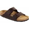 Birkenstock Arizona Oiled Leather Soft Footbed Sandal - Men's-Habana-Medium-41
