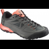 Salomon X Alp Spry Approach Shoe - Women's-Castor Gray/Beluga/Living Coral-Medium-6