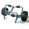 Sea to Summit Medium Cart with Solid Wheels - Canoe-Blue
