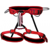 Metolius Safe Tech Trad Harness-Red-Large