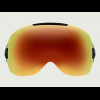 ABOM Goggles Extra / Replacement Lenses-Sunrise Red Mirror
