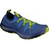 Salomon Crossamphibian Watersport Shoe - Men's-Nautical Blue/Blue/Lime-Medium-8.5