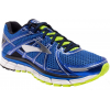 Brooks Adrenaline GTS 17 Road Running Shoe - Men's-Anthracite/Blue/Silver-Extra Wide-8.5