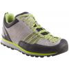 Scarpa Crux Approach Shoe - Women's-Oyster/Green Glow-37