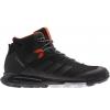 Adidas Outdoor Terrex Tivid Mid CP Hiking Shoe - Men's-Black/Black/Grey Four-Medium-8
