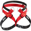 Petzl Fractio Harness-Red/Black-Size 1