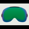 ABOM Goggles Extra / Replacement Lenses-Flash Green Mirror