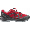 Lowa Innox GTX Lo Jr Hiking Shoe - Kid's-Red/Grey-13 Kid