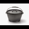 Barebones Cast Iron Dutch Oven, 12in