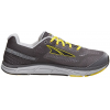 Altra Instinct 4 Road Running Shoe - Men's-Gray/Yellow-Medium-9.5