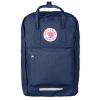 Fjallraven Kanken 17 Inch Laptop Backpack, Royal Blue, 20 L