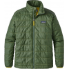 Patagonia Nano Puff Jacket - Boy's-Glades Green-Medium