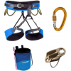 C.A.M.P. Energy Harness Package-Light Blue-S