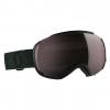 SCOTT Faze II Goggle, Black, Medium to Large