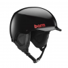 Bern Team Baker Helmet-Gloss Black-X-Large