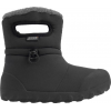 Bogs B-Moc Puff Winter Boot - Kid's-Black-13 Youth
