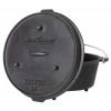 Camp Chef Deluxe 14in. Cast Iron Dutch Oven, Dutch Oven 12-quart 14in. Diameter C