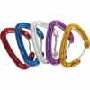 Wild Country Climbing Helium 2 Clean Wire Carabiner - 5 Pack -Red