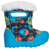 Bogs B-Moc Monsters Winter Boot - Kid's-Dark Blue-4 Toddler