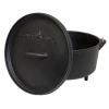 Camp Chef Classic 12in. Cast Iron Dutch Oven, Dutch Oven 6quart 12in. Diameter C