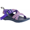 Chaco Z1 EcoTread Sandal - Youth-Picnic Purple-4 Youth