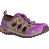 Chaco OutCross Watersport Shoe - Kid's-York Violet-11 Kid