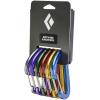 Black Diamond HotWire Carabiner - Rackpack-Multi