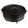 Camp Chef Classic 10in. Seasoned Cast Iron Dutch Oven, Dutch Oven 4quart 10in. Diameter C