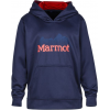 Marmot Hudson Hoody   Boy's X Small New Arctic Navy