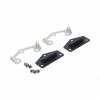 Voile Touring Bracket for Light Rail - 2, Black, One Size