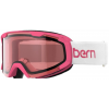 Bern Brewster X-Small Frame Goggles-White/Pink-Rose-X-Small