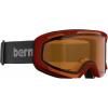 Bern Brewster Goggles-Black-Rose