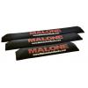 Malone Aero Bar Rack Pads, Set of 2, 18in
