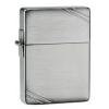 Zippo  Replica Classic Lighter, Brushed Chrome