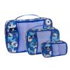 Eagle Creek Pack-It Cube Set-Daisy Chain Blue