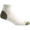 ExOfficio BugsAway Sol Cool Quarter Sock - Men's-Lt Stone-M/L