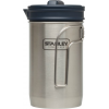 Stanley Adventure Cook + Brew Set-Stainless Steel