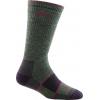 Darn Tough Hike/Trek Hiker Boot Full Cushion Sock - Women's-Moss Heather-Small