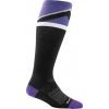Darn Tough Mountain Top Light Sock - Women's-Purple-Small