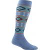 Darn Tough Darn Tough Vertical Taos Light Sock - Women's-Vapor Blue-Medium