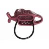 Grivel Master Pro Belay Device-Purple