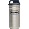 Stanley Adventure Stainless Steel Shot Glass Set   2 Oz Stainless Steel
