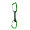Mammut Crag Indicator Wire Express Set Quickdraw-Green-15 cm