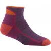 Darn Tough Hike/Trek 1/4 Sock Cushion - Women's-Plum Heather-Small