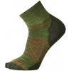Smartwool PhD Outdoor Ultra Light Mini Sock - Men's-Light Loden-Large