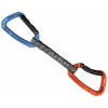 Mad Rock Super Tech Keylock Quickdraw -Blue/Orange-10 cm